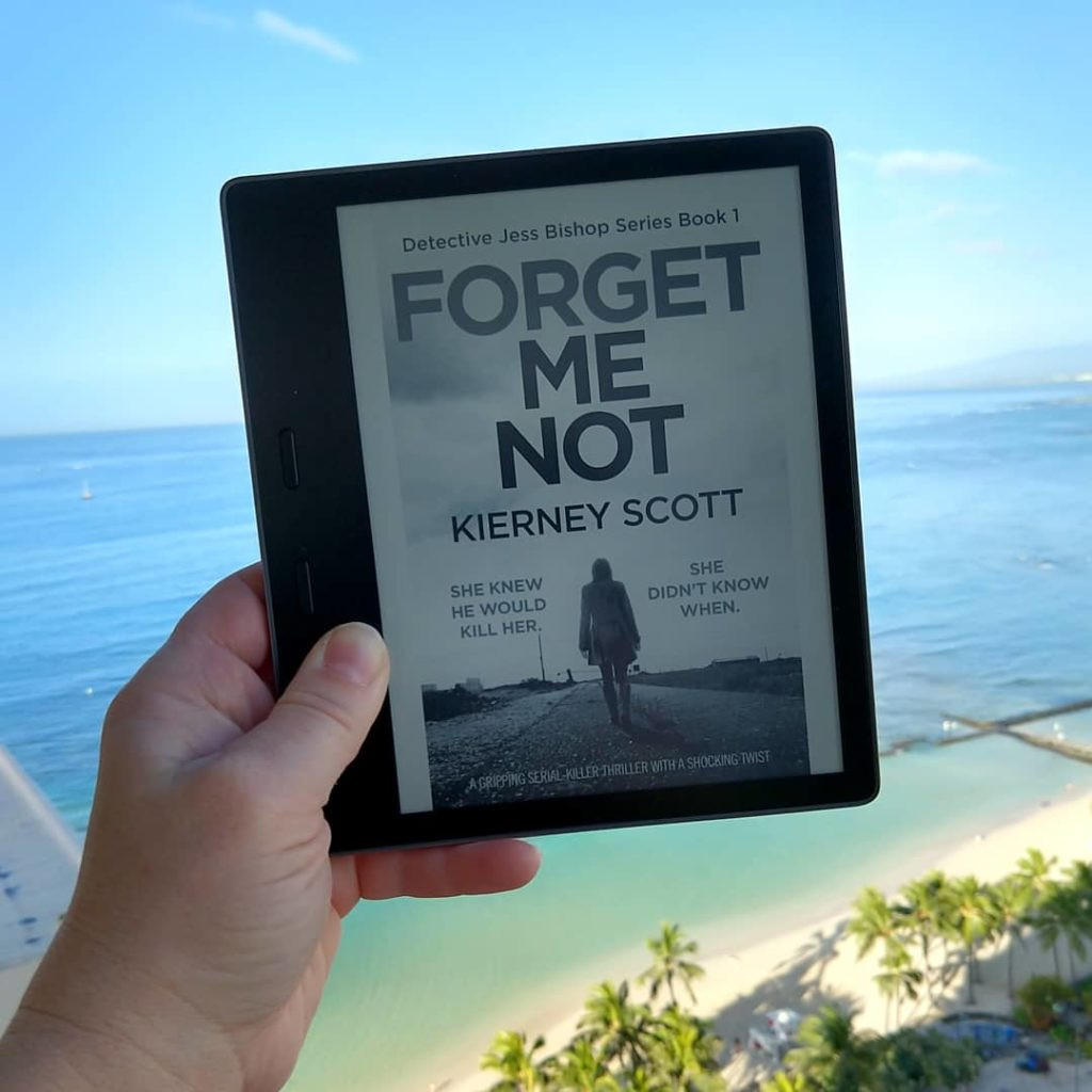 Forget Me Not by Kierney Scott