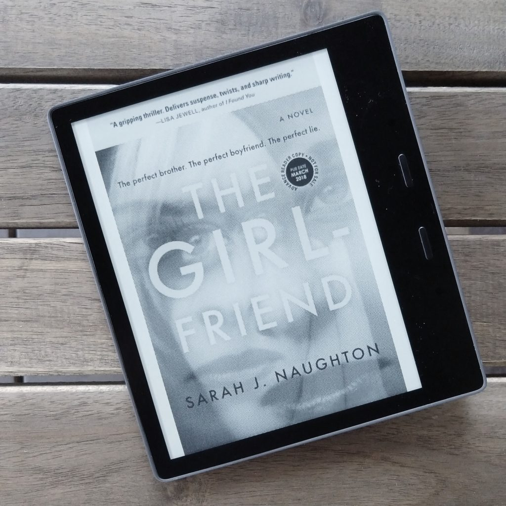 The Girlfriend by Sarah Naughton