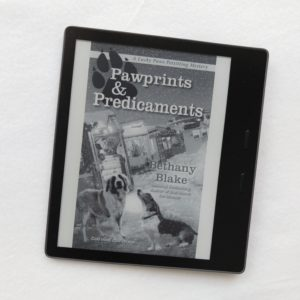 Pawprints & Predicaments by Bethany Blake