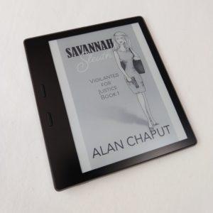 Savannah Sleuth by Alan Chaput