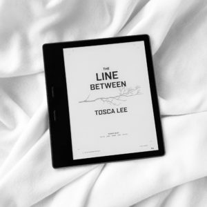 The Line Between by Tosca Lee