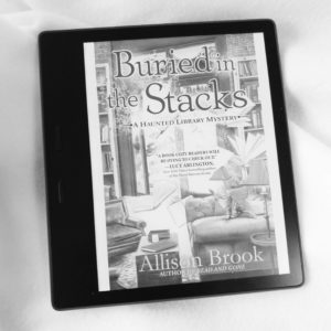 Buried in the Stacks by Allison Brook
