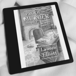 Proof of Murder by Lauren Elliott