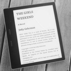 The Girls Weekend by Jody Gehrman