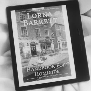 Handbook for Homicide by Lorna Barrett