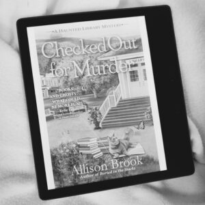 Checked Out for Murder by Allison Brook