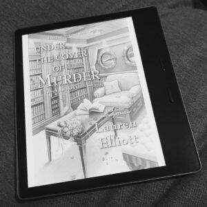 Under the Cover of Murder by Lauren Elliott