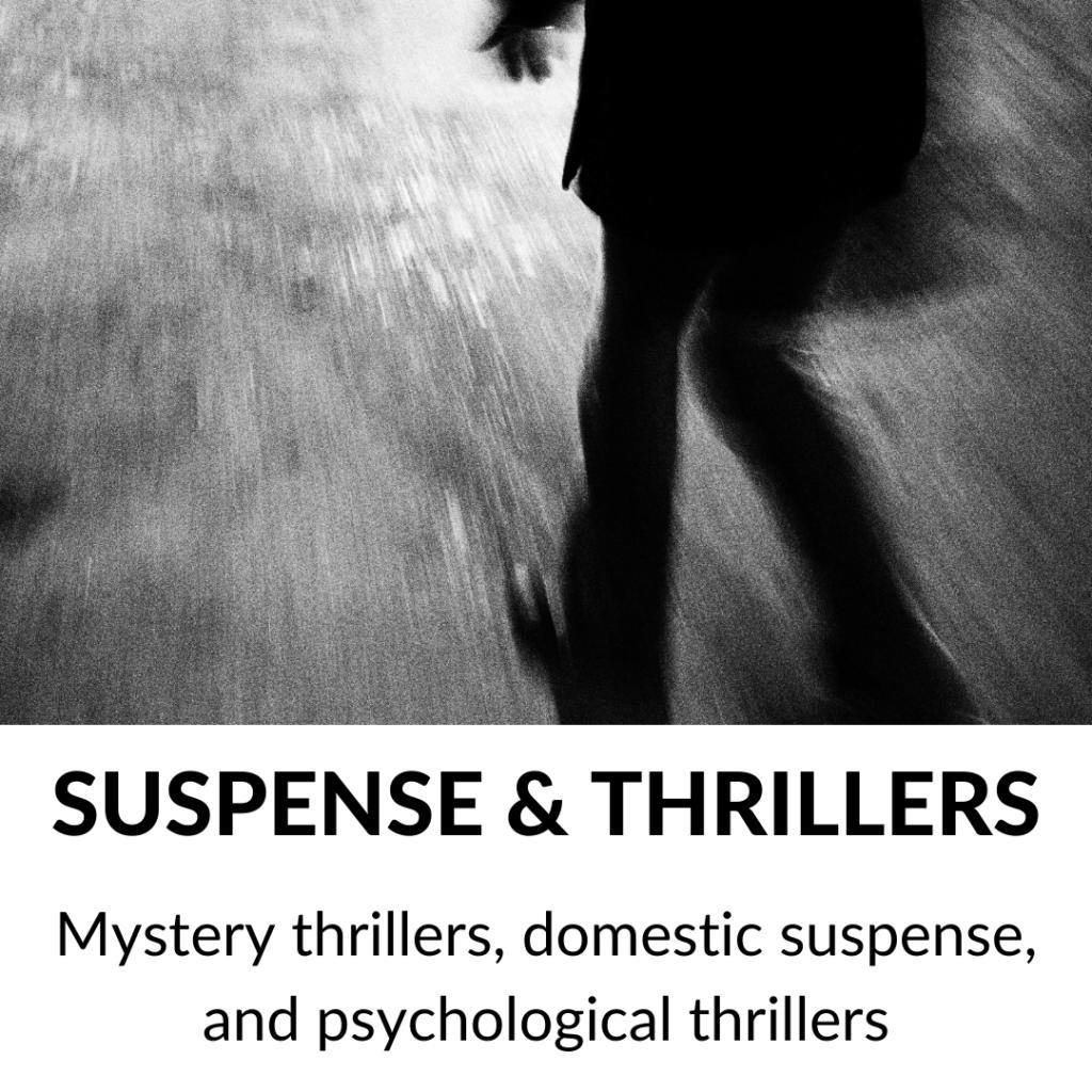 Suspense & Thrillers