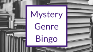 mystery genre bingo