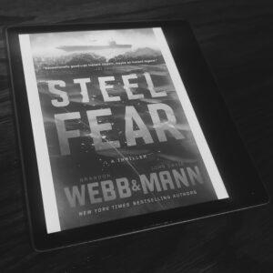 Steel Fear by Brandon Webb and John David Mann